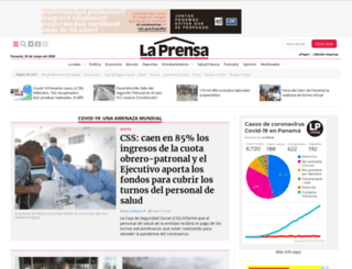 especial.prensa.com screenshot