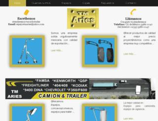 espejostmaries.com screenshot
