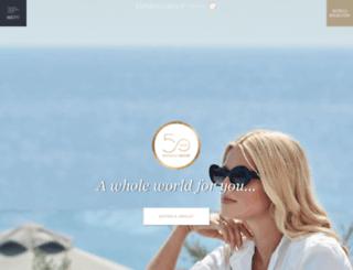esperia-hotels.gr screenshot