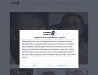 espiaenelcongreso.com screenshot