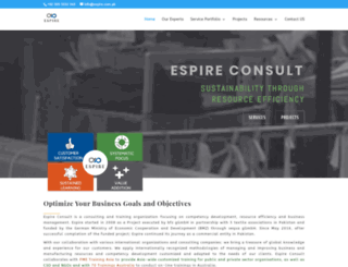 espire.com.pk screenshot