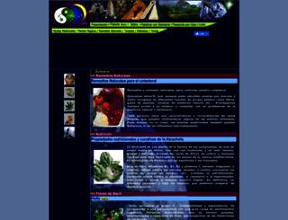 espiritugaia.com screenshot