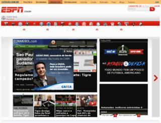 espn.estadao.com.br screenshot