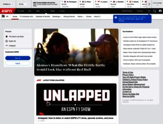 espnf1.com screenshot