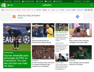 esporte.ig.com.br screenshot