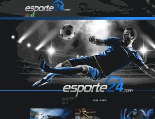 esporte24.com screenshot