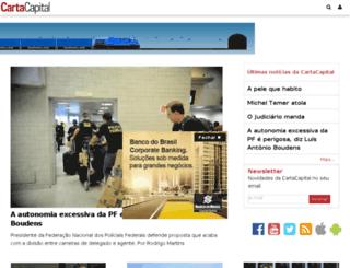 esportefino.cartacapital.com.br screenshot
