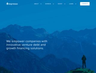 espressocapital.com screenshot