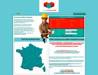 esprit-partenaire.fr screenshot