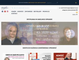 esprit.com.pl screenshot