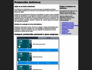 esproteccion.com screenshot