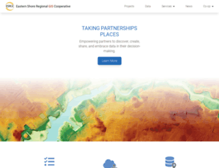 esrgc.org screenshot