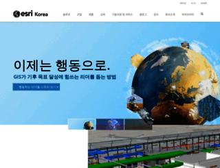 esrikr.com screenshot