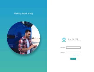 ess.emplivecloud.com screenshot