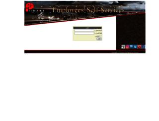 ess.petrojet.com.eg screenshot