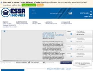 essaimoveis.com.br screenshot