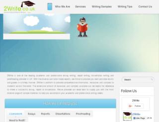 essayandreportwriting.com screenshot