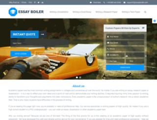 essayboiler.com screenshot