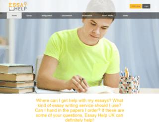 essayhelpuk.com screenshot