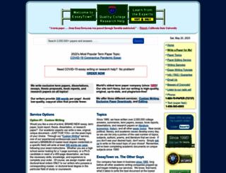 essaytown.net screenshot