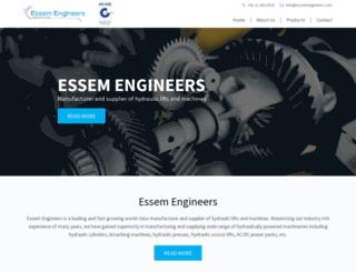 essemengineers.com screenshot