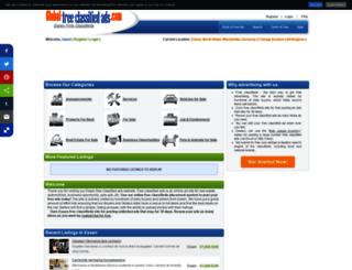 essen.global-free-classified-ads.com screenshot