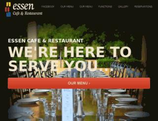 essencampbelltown.com.au screenshot