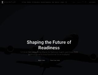 essentium.com screenshot