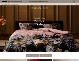 essenzahome.nl screenshot