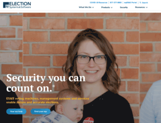 essvote.com screenshot