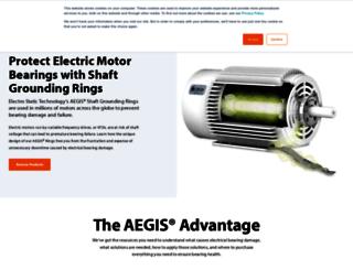 est-aegis.com screenshot