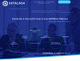 estacao4.com.br screenshot