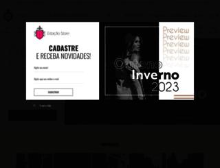 estacaodamodastore.com.br screenshot
