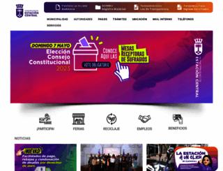 estacioncentral.cl screenshot