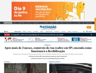 estado.com.br screenshot