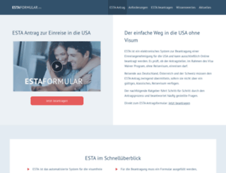estaformular.org screenshot