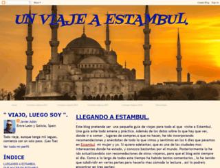 estambul06.blogspot.com screenshot