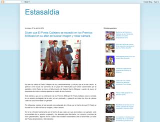 estasaldiard.blogspot.com screenshot