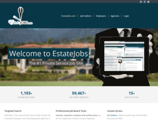 estatejobs.com screenshot
