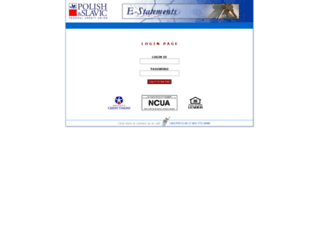 estatements.psfcu.com screenshot