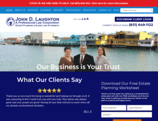 estateplan-lawyers.com screenshot