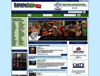 estatesale.com screenshot