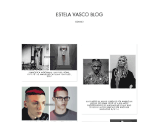 estelavasco.com screenshot