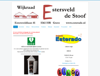 esterade.nl screenshot