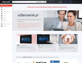 esterownik.pl screenshot