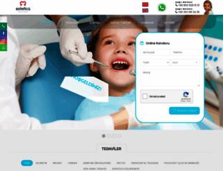 esteticadental.com.tr screenshot