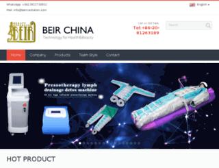 esthetic-equipments.com screenshot