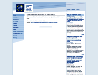 estif.org screenshot