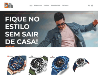estiloman.com.br screenshot