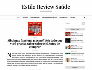 estilors.com.br screenshot
